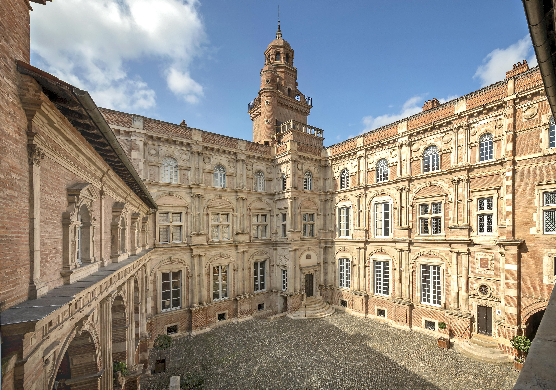 Файл:Bachelier - Hôtel d'Assézat - Toulouse - La cour d'honneur.jpg