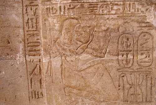 Hatshepsut and senenmut