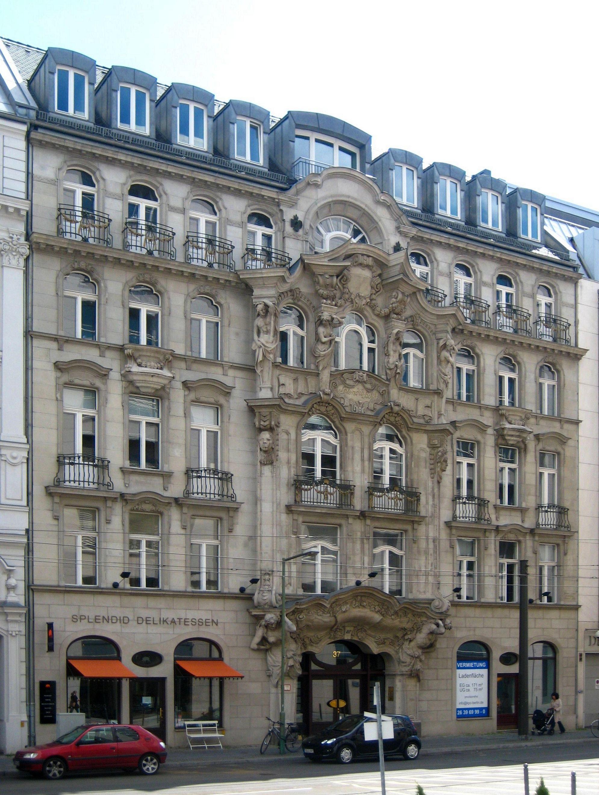 Dorotheenstraße Berlin