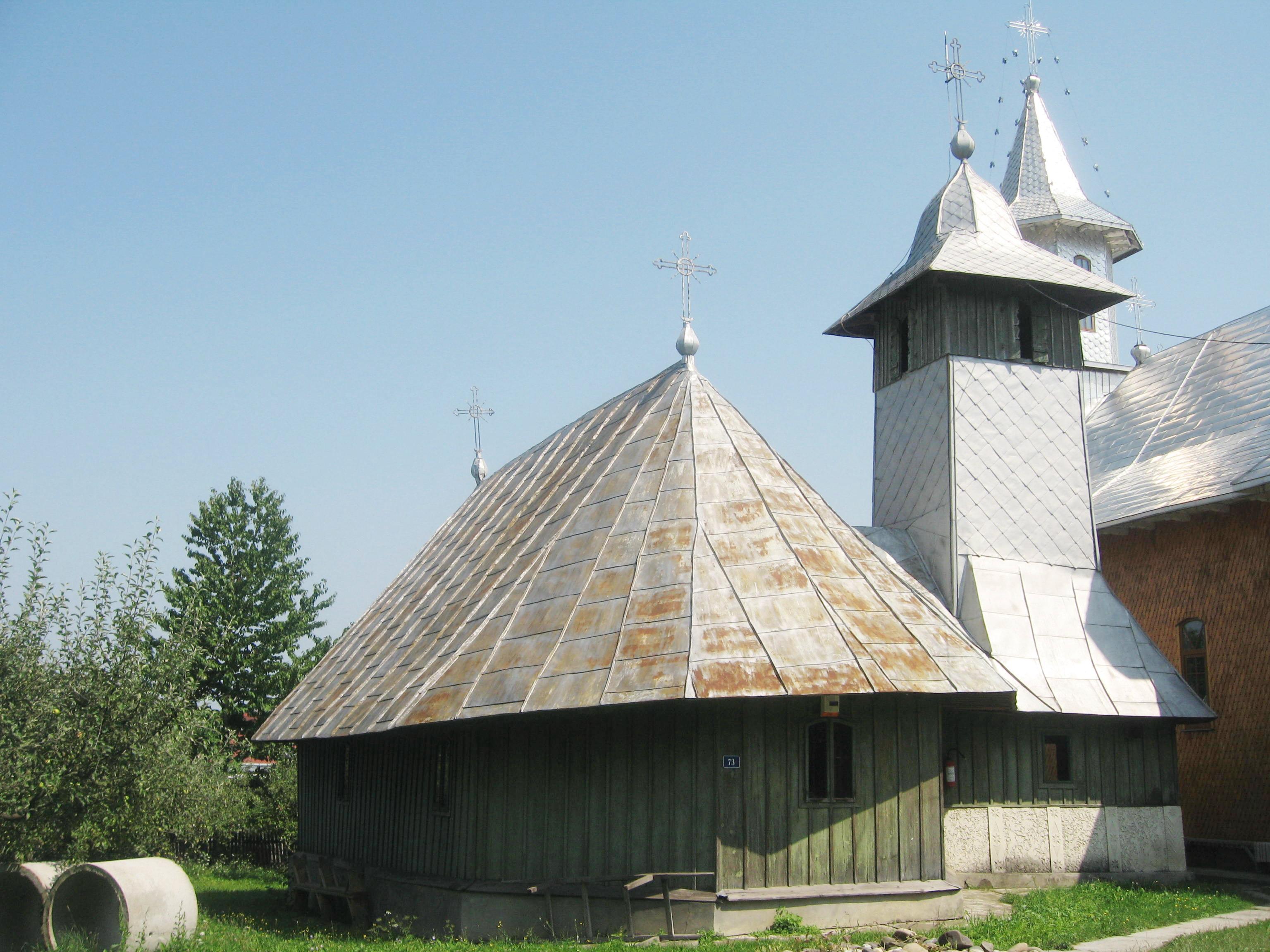 Biserica de lemn din Lămășeni