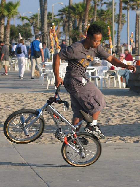 top freestyle bmx riders los angeles