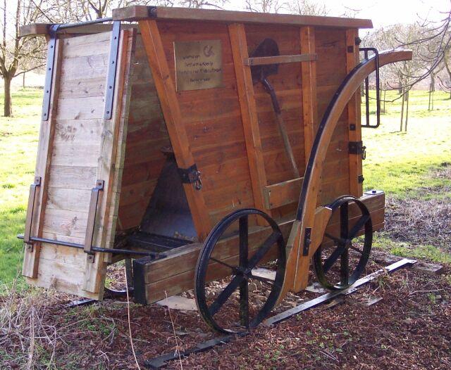 Vagon pro transport uhlí