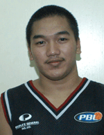 Boyet Bautista Filipino basketball player