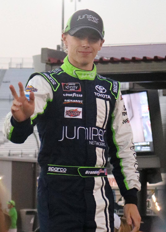 Brandon Jones Racing Driver Wikipedia