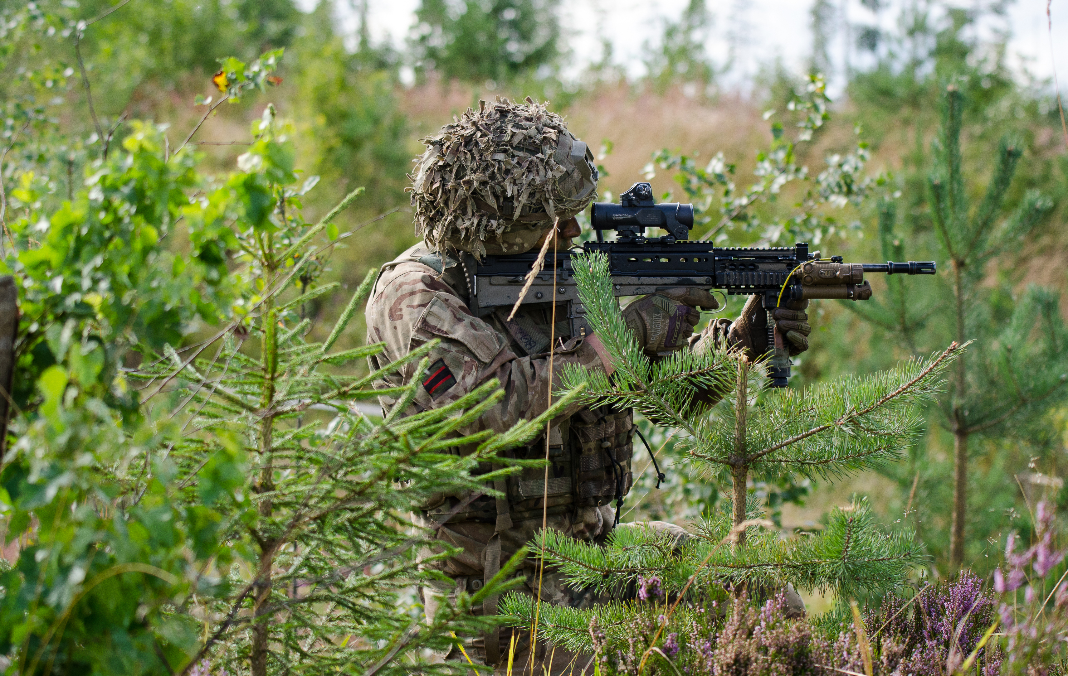 File:British troops exercise in Estonia as part of the
