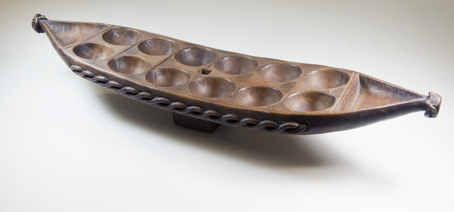FileBrooklyn Museum 22213 Mancala Game Boardjpg