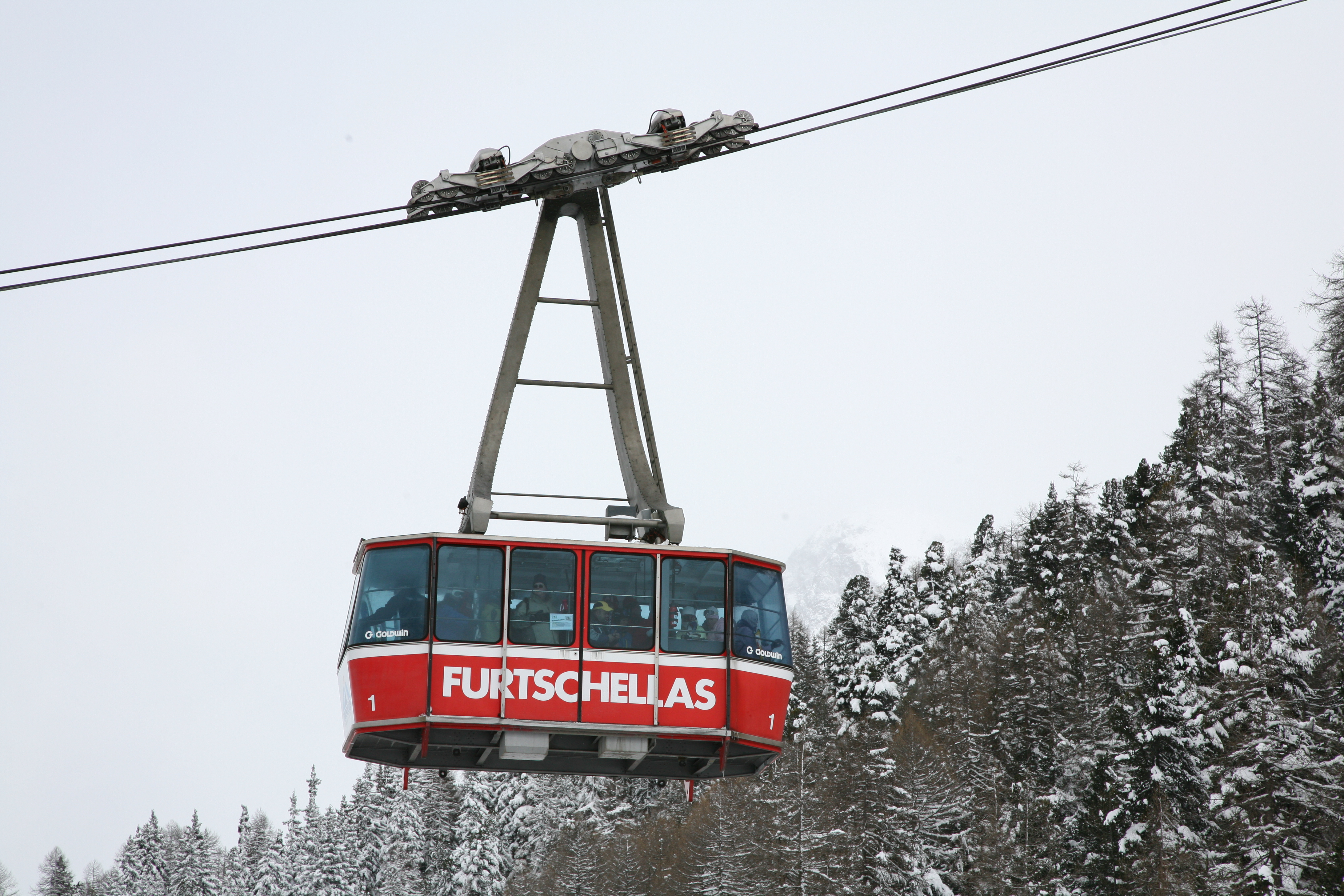 Aerial tramway - Wikiwand