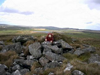 Cairn on Brown Gelly - geograph.org.uk - 1274