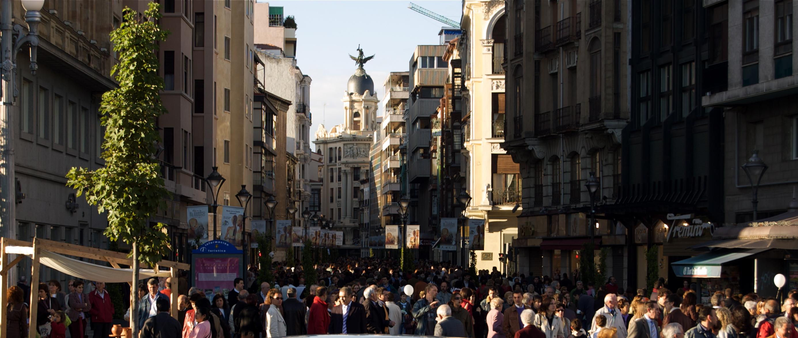 File calle santiago wikimedia commons - Calle santiago madrid ...