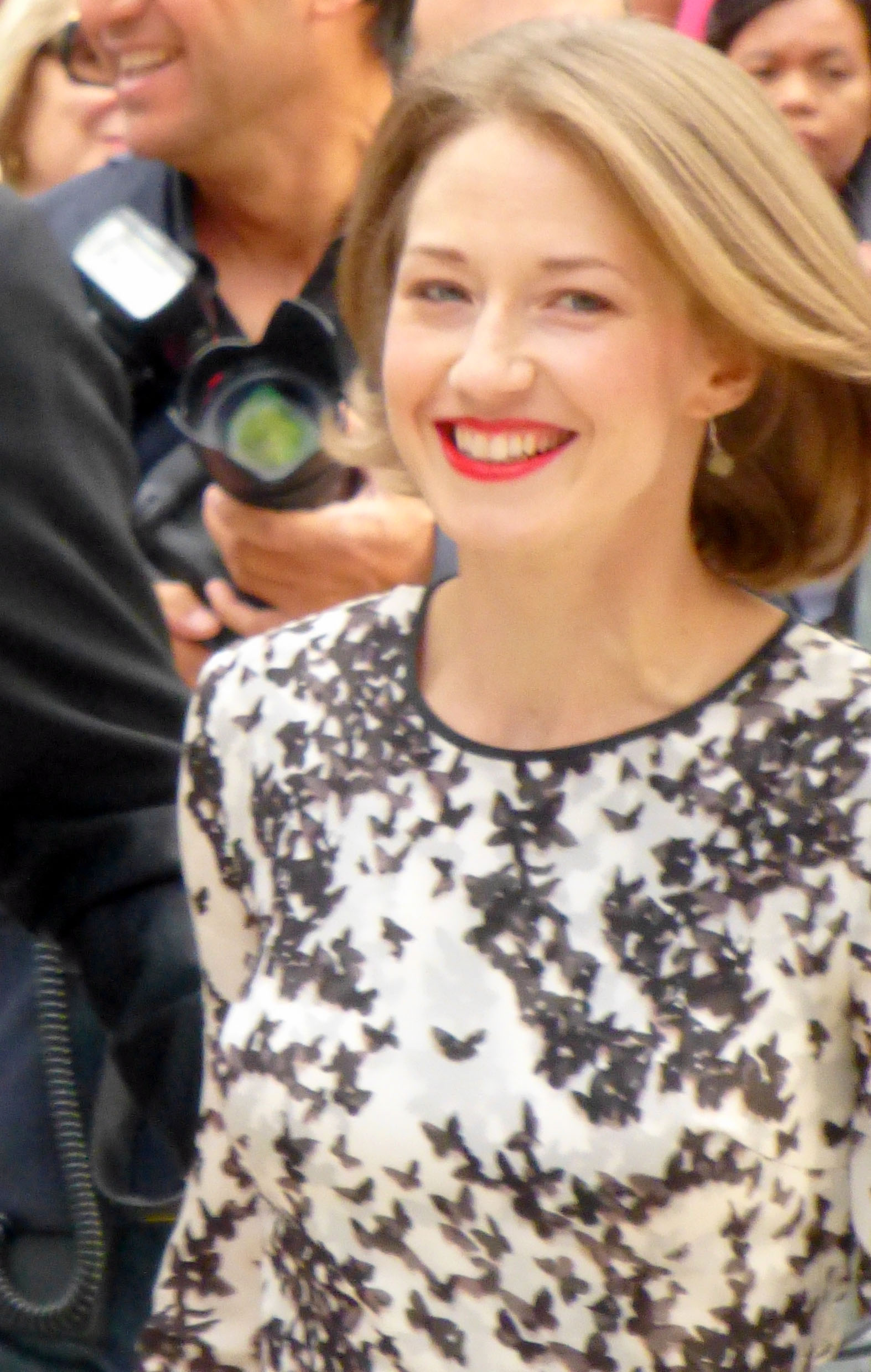 Ancesnored carrie coon - wikipedia
