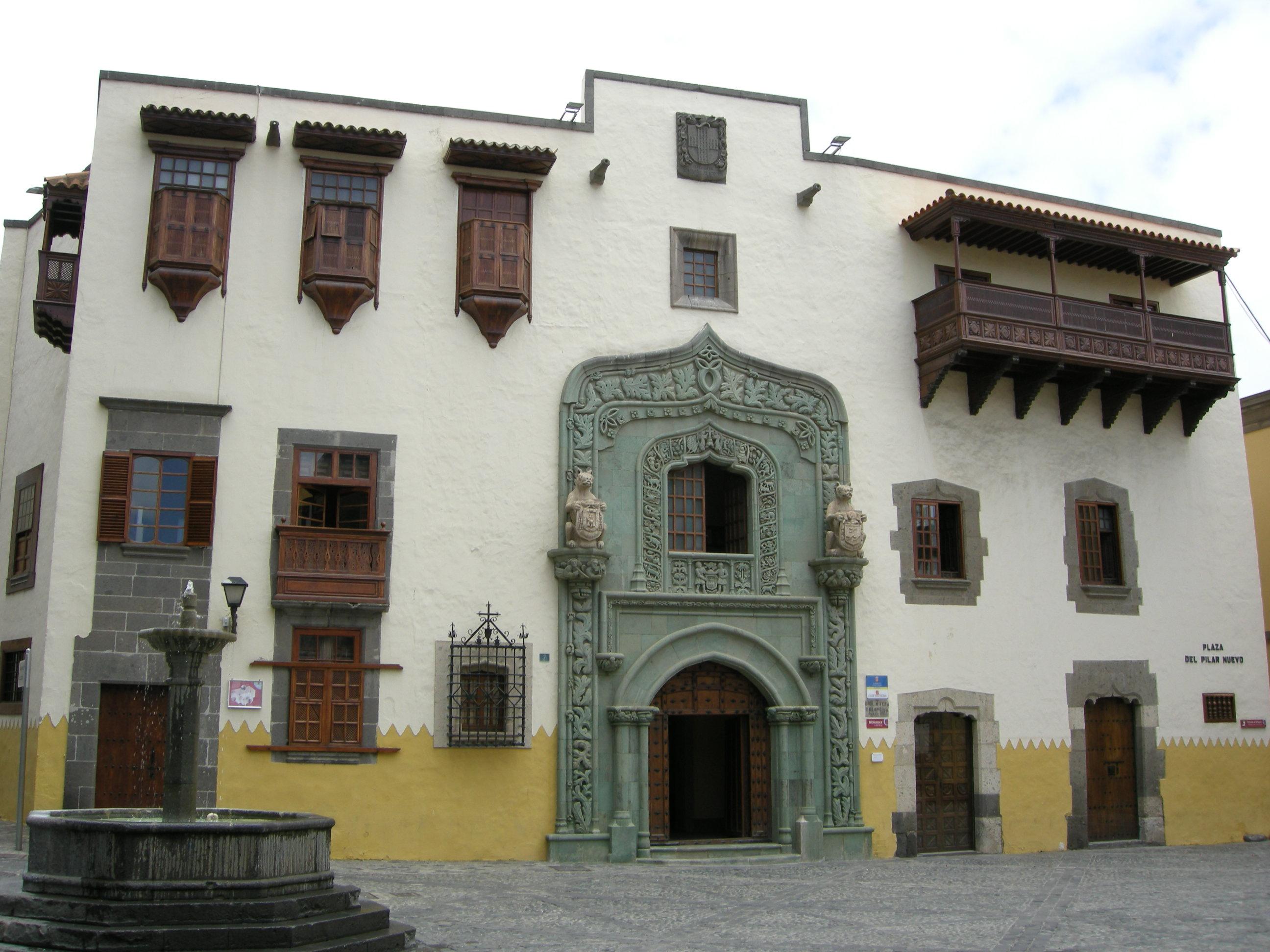 File casa de colon las palmas 09 jpg wikimedia commons - Casa activa las palmas ...