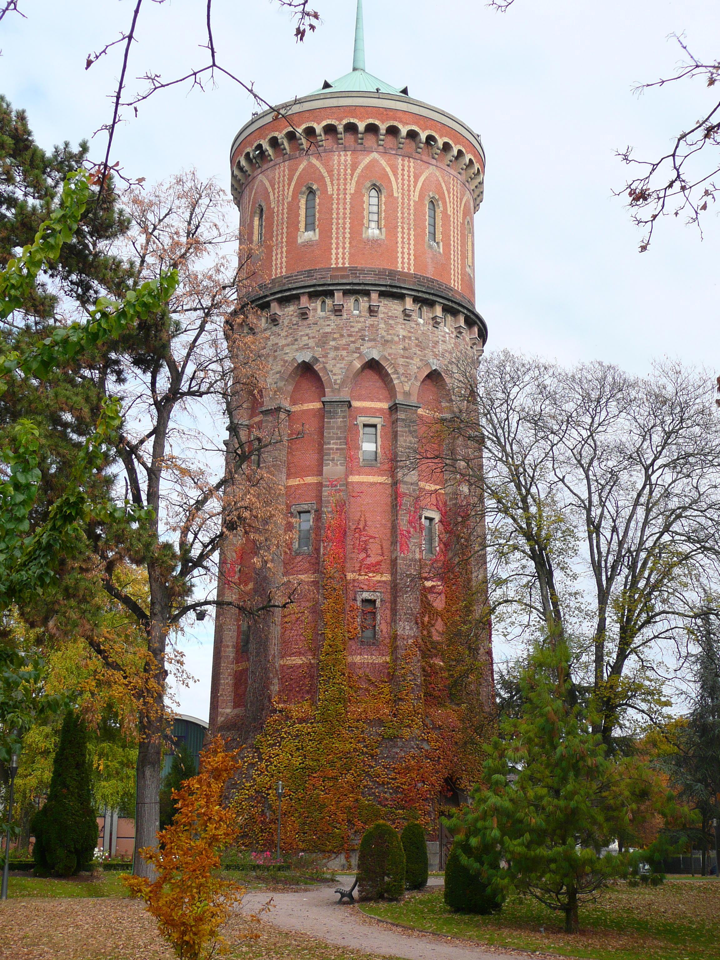 File:Château d\'eau, Colmar.jpg - Wikimedia Commons