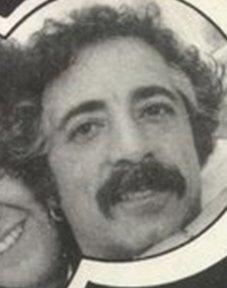 Chango Farías Gómez en la tapa del álbum''Marián   Chango Farías Gómez'' (1981).