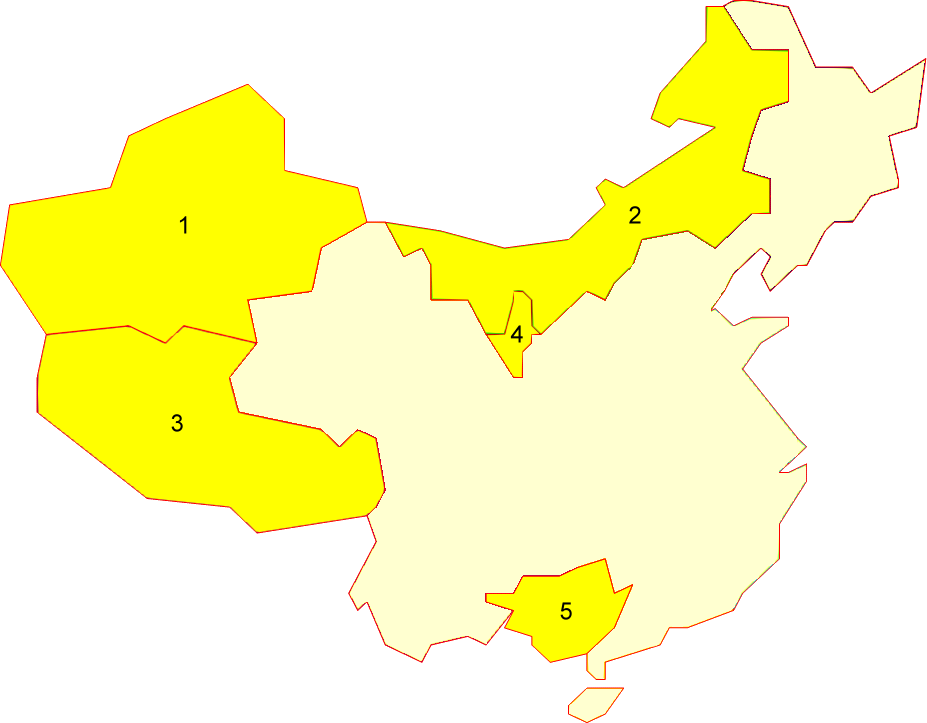 china provinces map with File China Autonomous Regions Numbered on Top Fifteen Wine Producing Countries moreover Index likewise 46720 additionally Anhui Province 2 furthermore 373376625329006232.