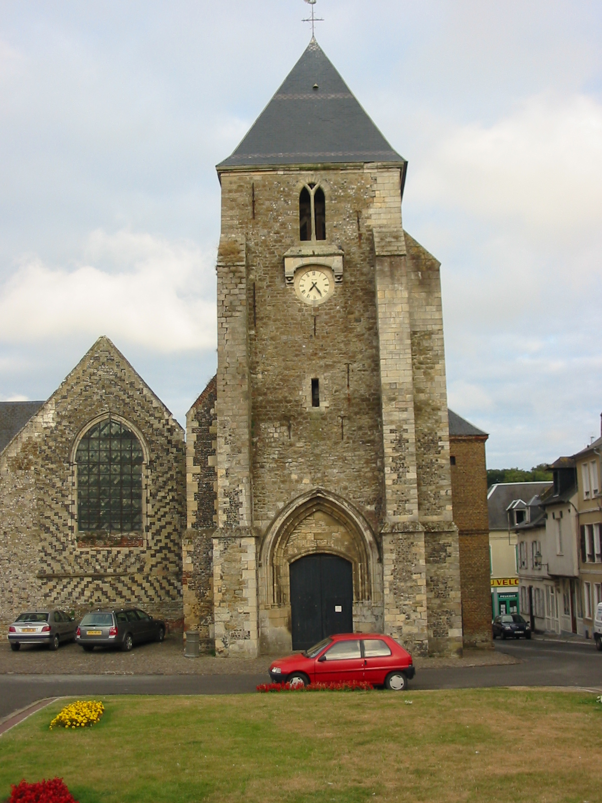 File church saint valery sur somme jpg wikimedia commons - Chambre saint valery sur somme ...
