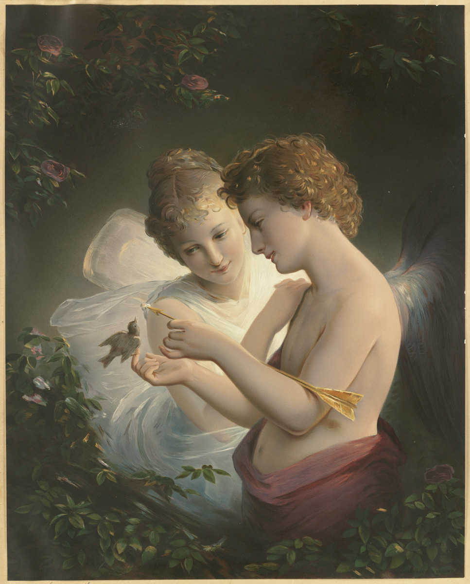 pysche and cupid