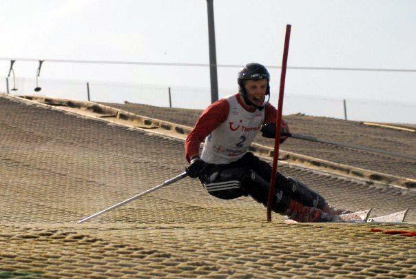 Champion dry slope racer