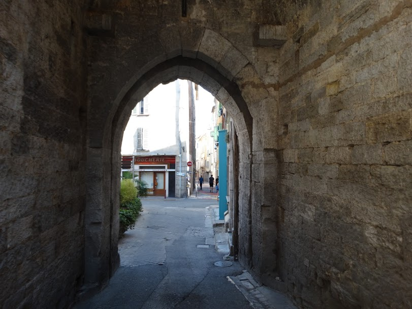 Draguignan old town