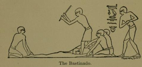 Bastonade