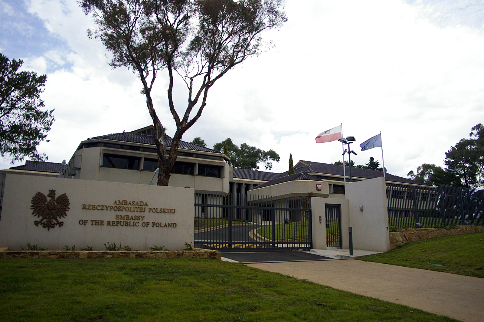 Embassy russian In in sydney