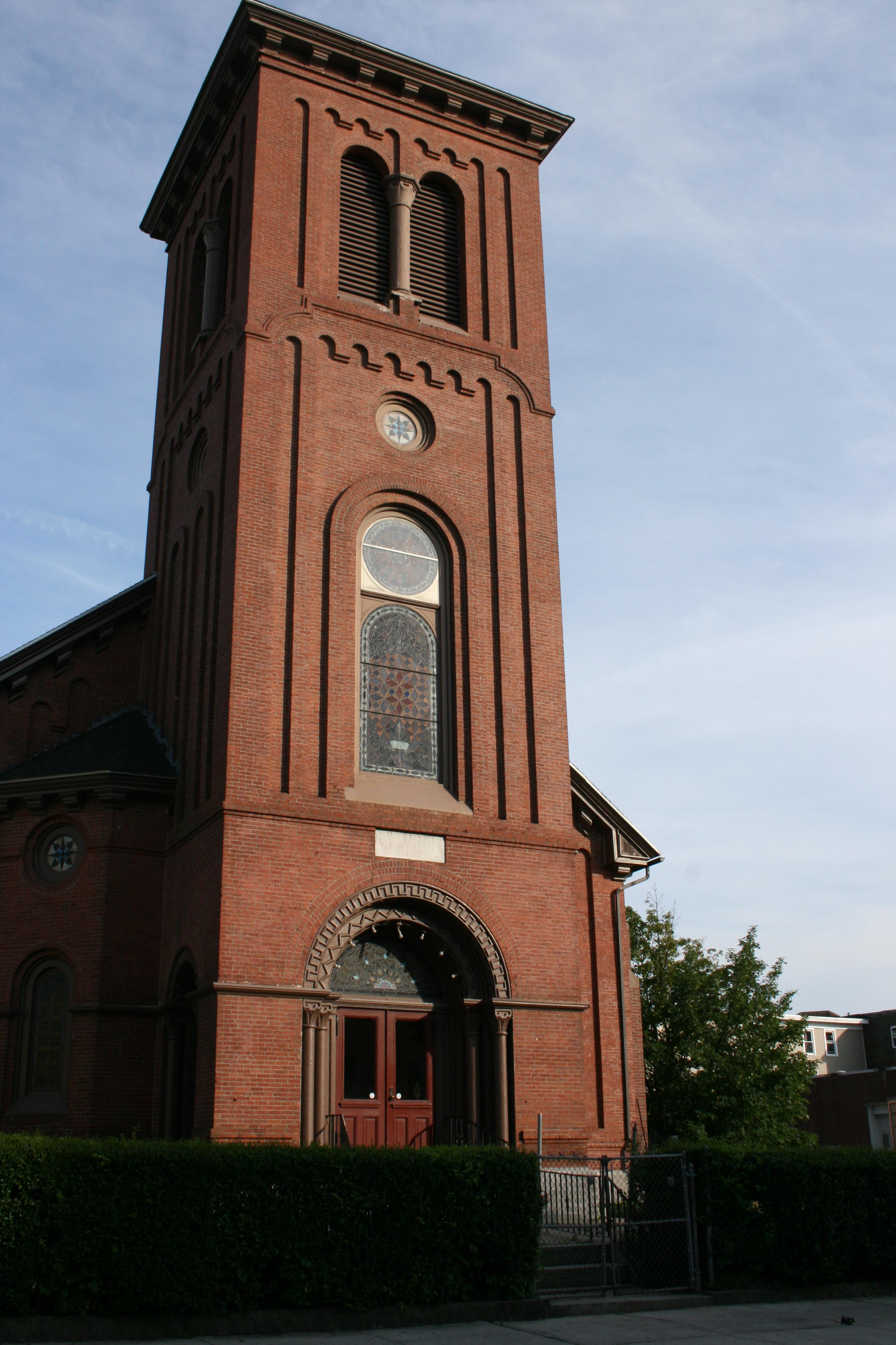 Emmanuel Baptist Church, Worcester | Roadtrippers Emmanuel Baptist Church