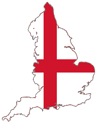 Englands geografi