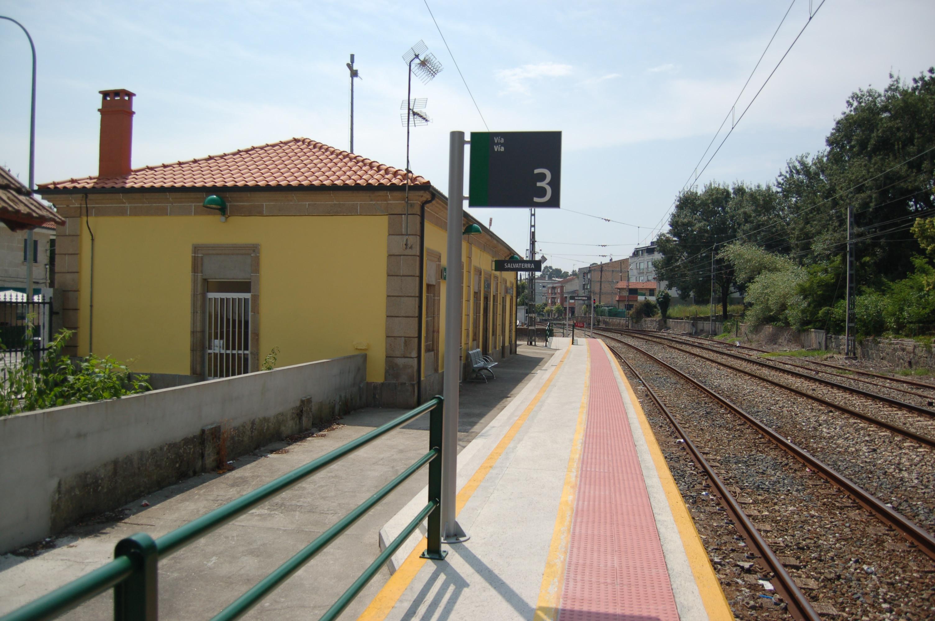 Estación de Salvaterra