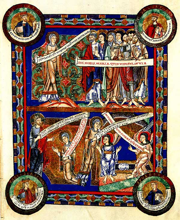 Gospels of Henry the Lion.