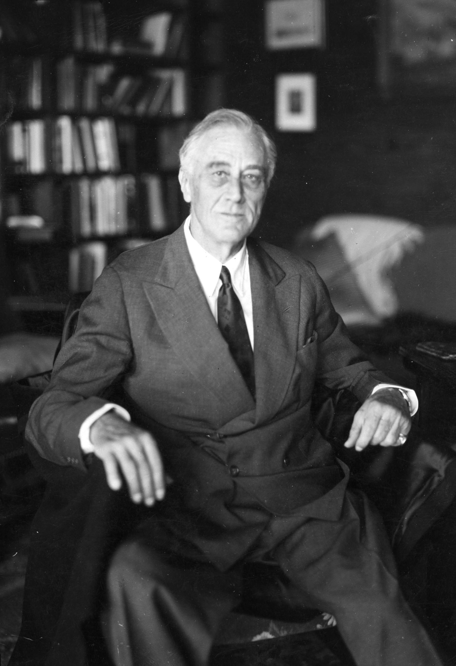 President-Franklin-Delano-Roosevelt-last-photograph