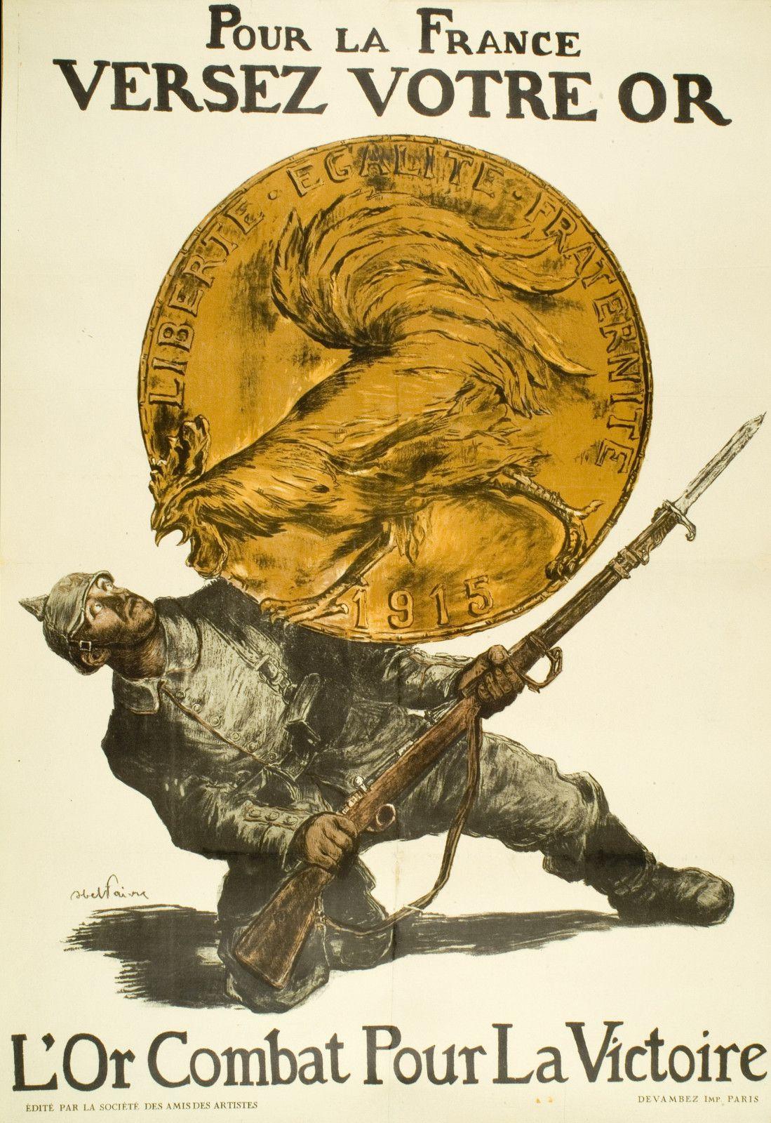 File Faivre 1915 L Or Combat Pour La Victoire Jpg