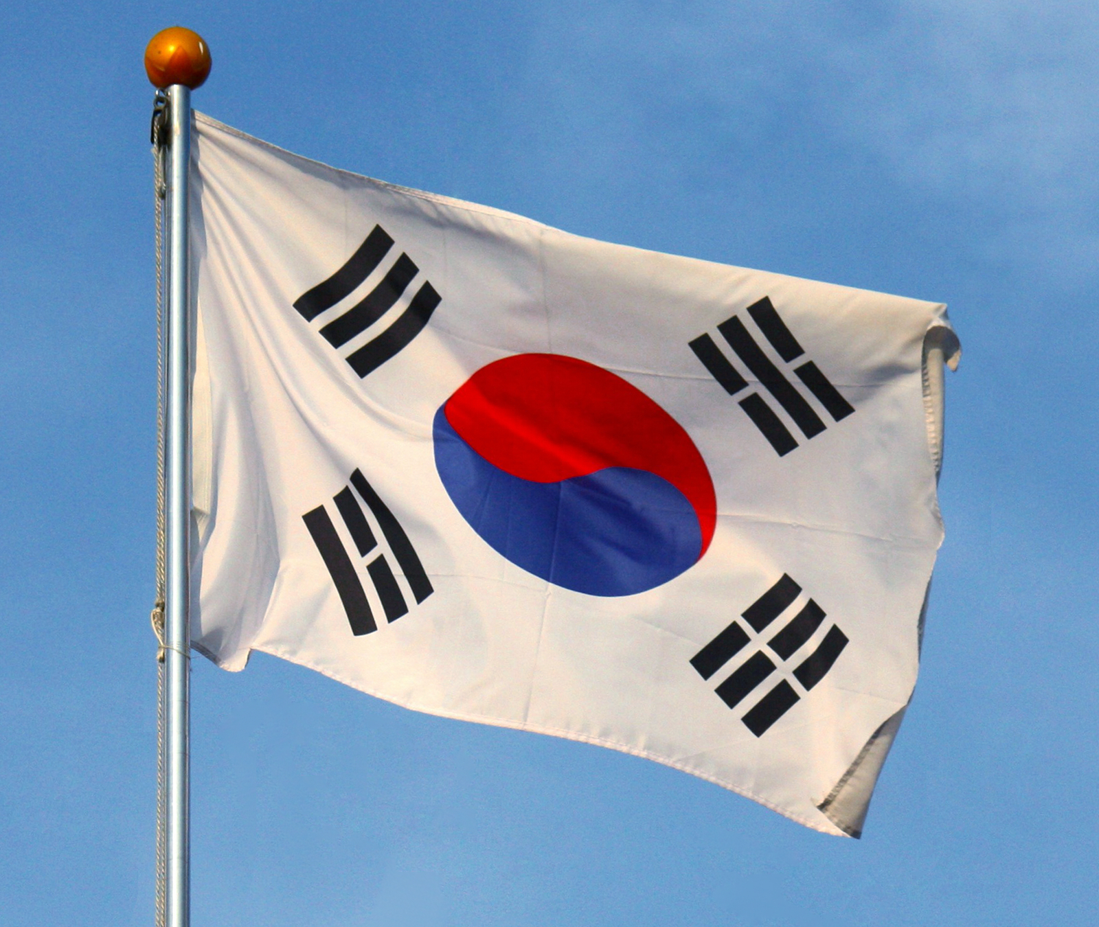 http://upload.wikimedia.org/wikipedia/commons/f/f8/Flag_of_South_Korea_(cropped).jpg