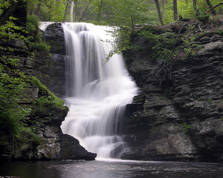 världens längsta vattenfall