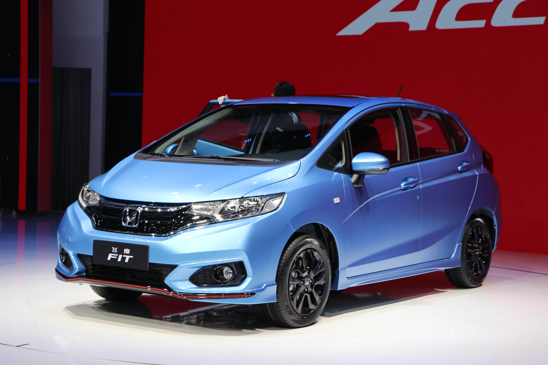 File Gac Honda Fit Gk5 Sport Facelift Form Guangzhou Auto Show In