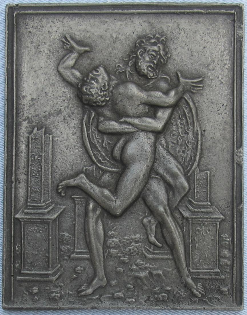 1488 meaning - File Galeazzo Mondella Ercole E Anteo 1488 89 Jpg