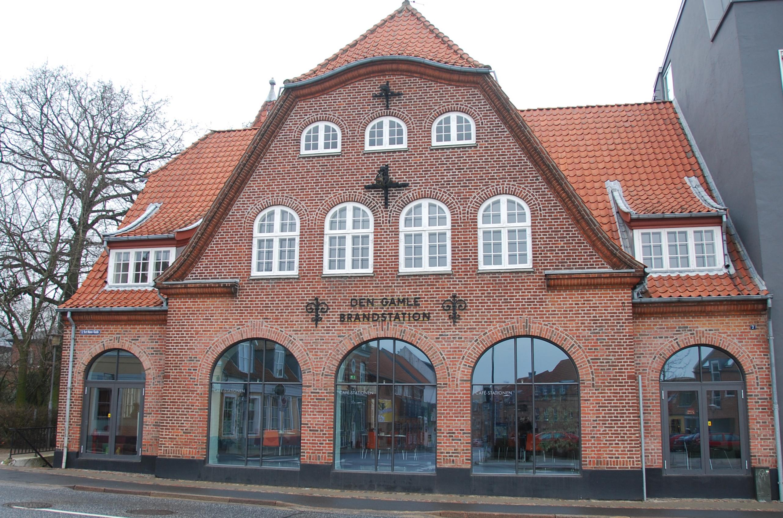 den gamle brandstation viborg