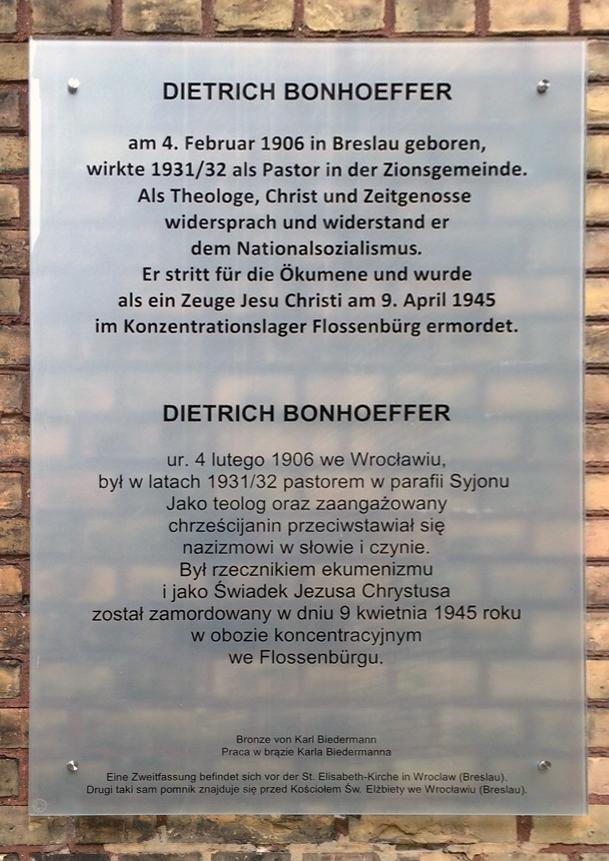 22da706fbef0c1 File Gedenktafel Zionskirchplatz (Mitte) Dietrich Bonhoeffer2.jpg ...