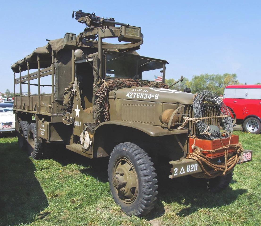 File General Motors Truck 2 5ton Wikimedia Commons