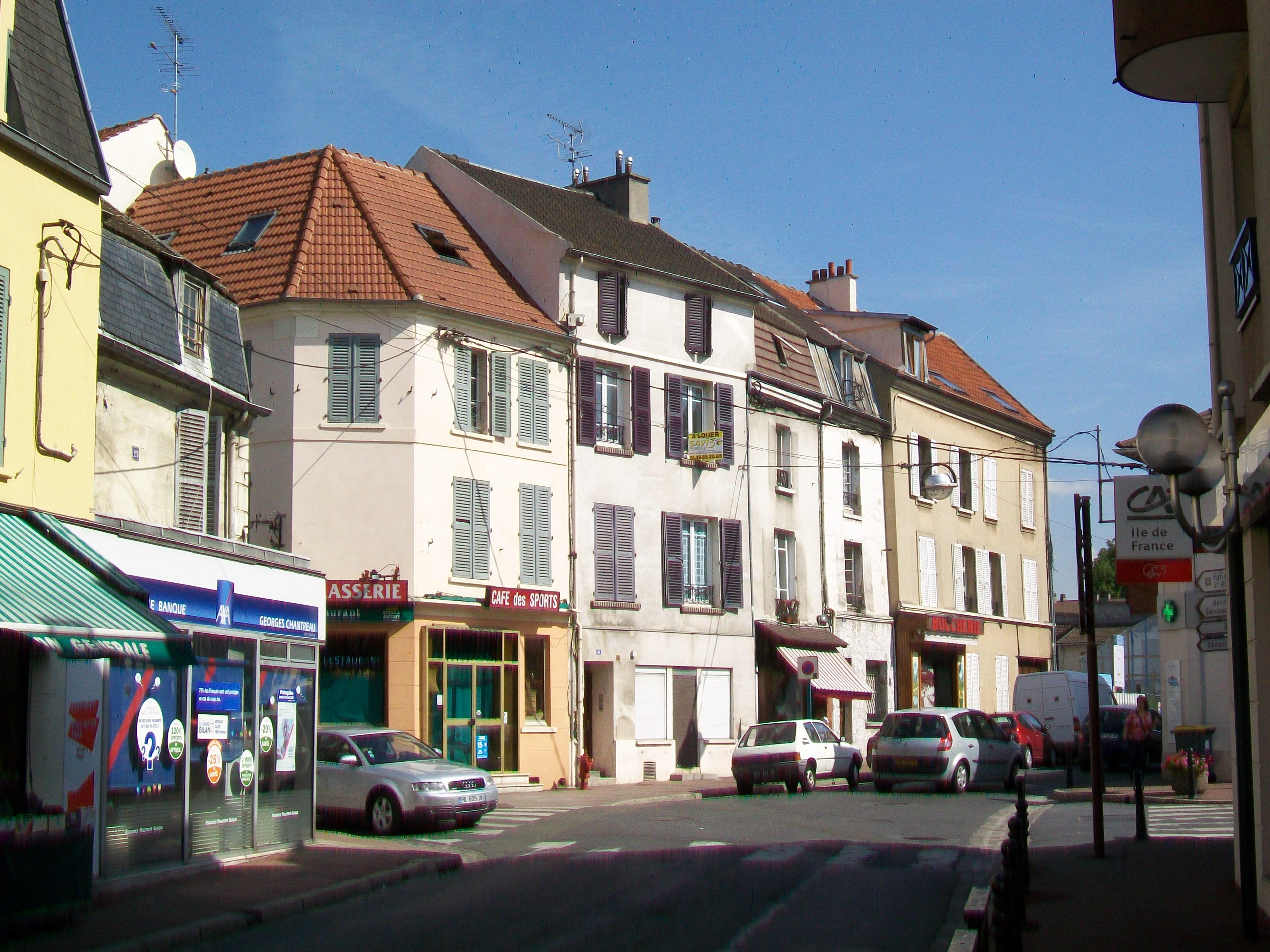 Carrefour La Ville Du Bois Tekken
