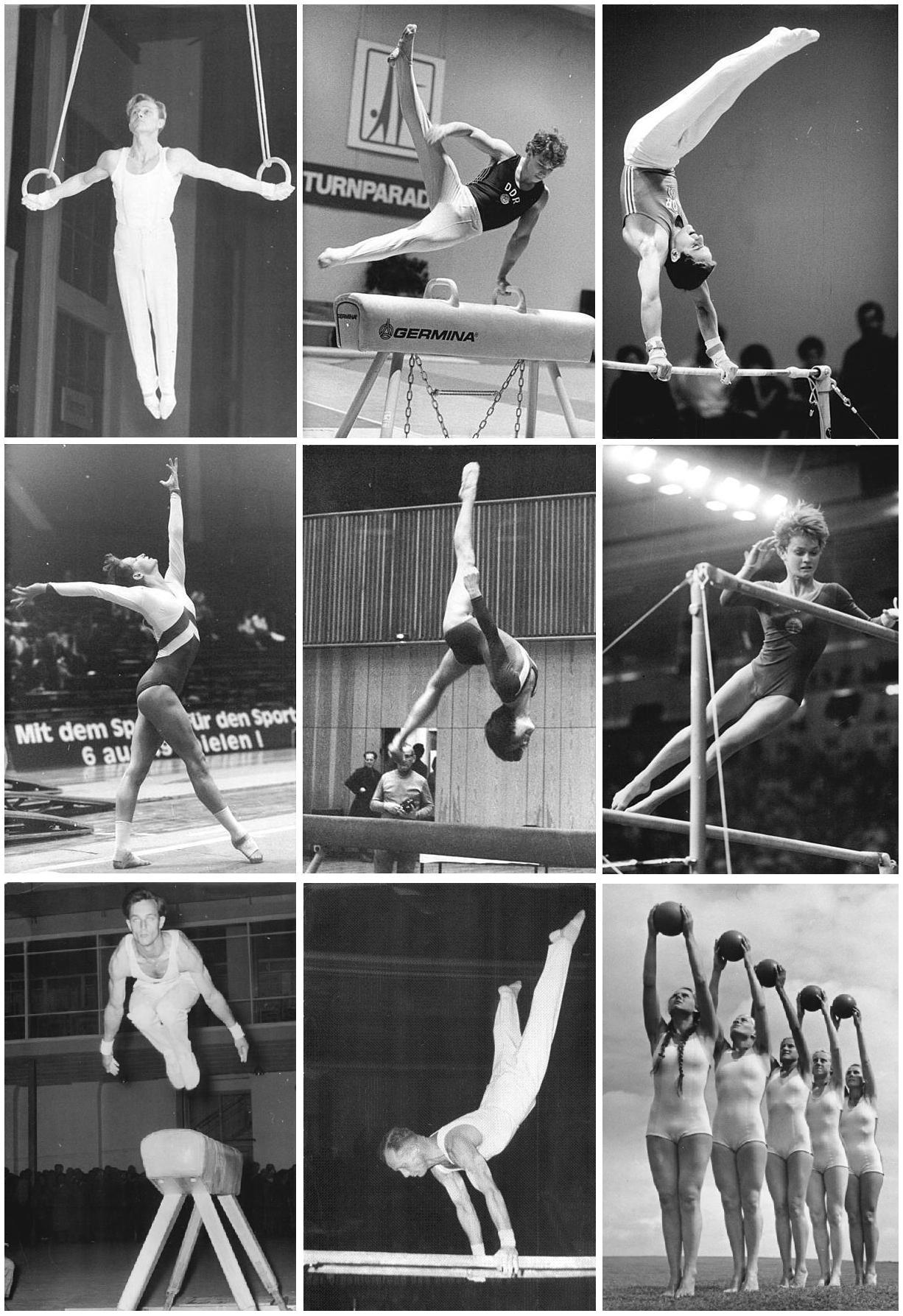 Fotos dos aparelhos da ginastica artistica 87