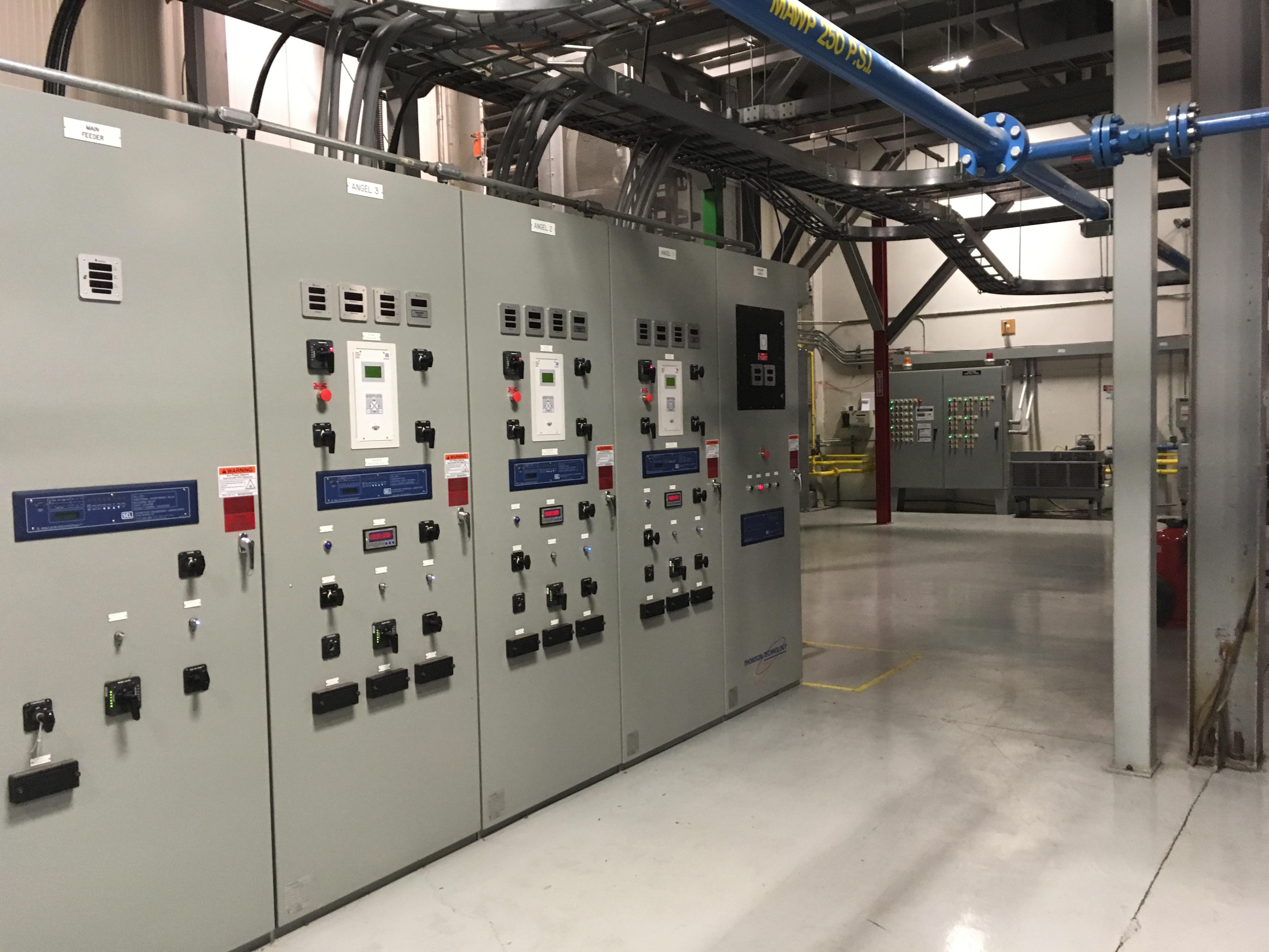 File:HAARP Generator Room Panel.jpg - Wikimedia Commons