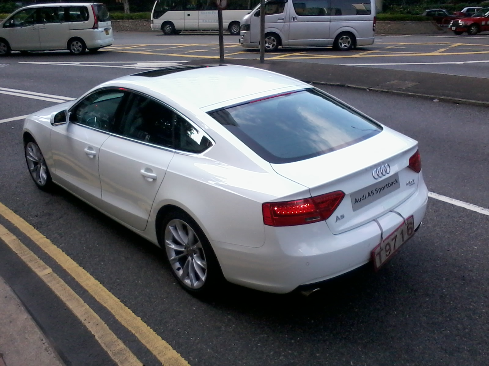 Image Result For Audi A Sportback Hk