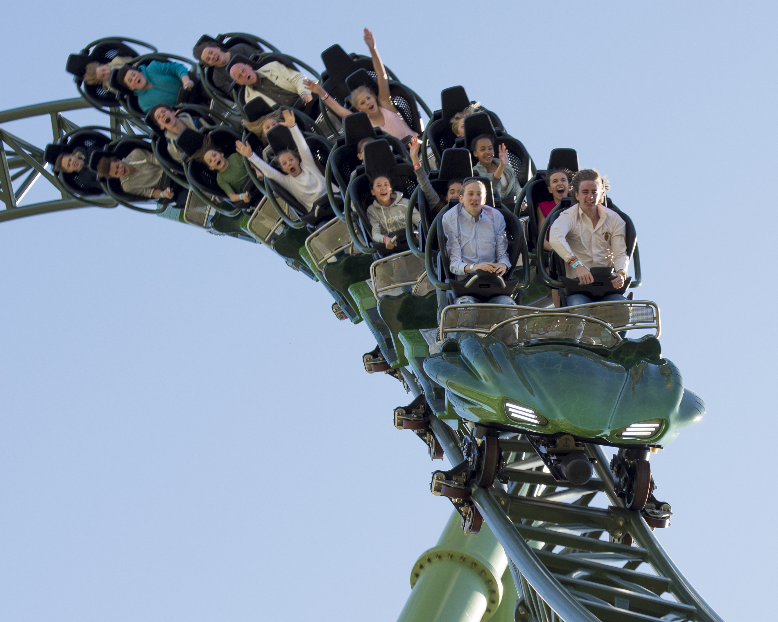 Helix (roller coaster) - Wikipedia