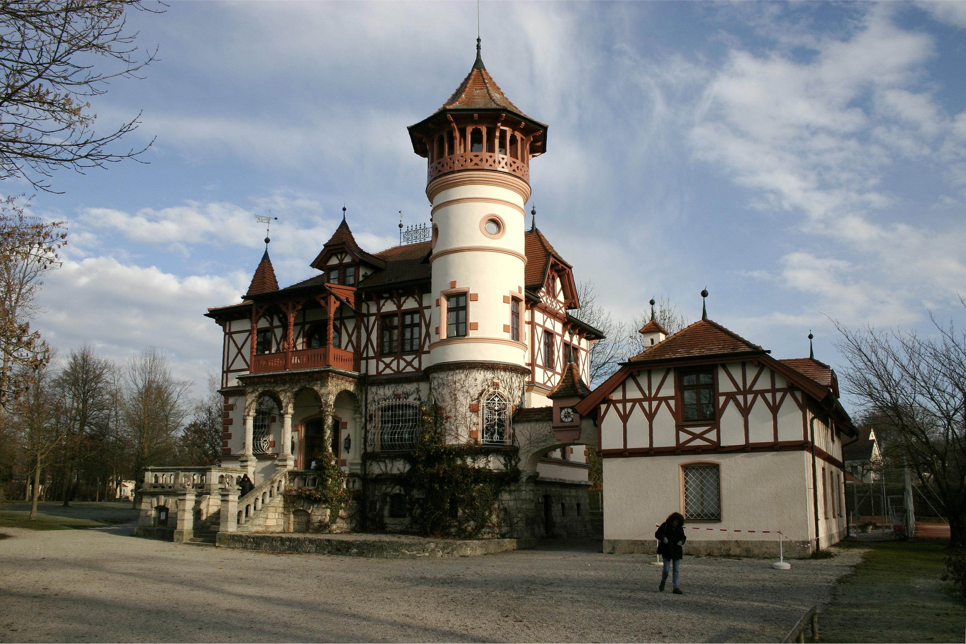 file herrsching little castle wikimedia commons