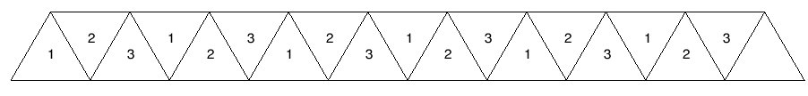File Hexaflexagon Jpg Wikimedia Commons