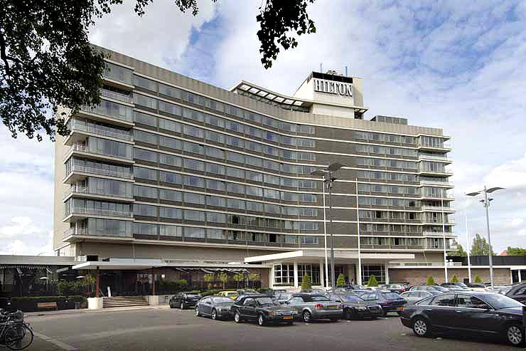 New Hilton Amsterdam Airport Schiphol Hotel