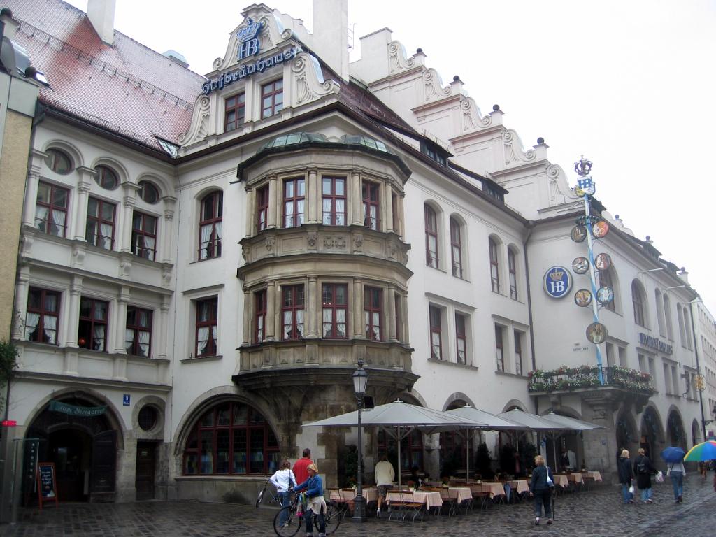 Munchen Hotel Am Bahnhof