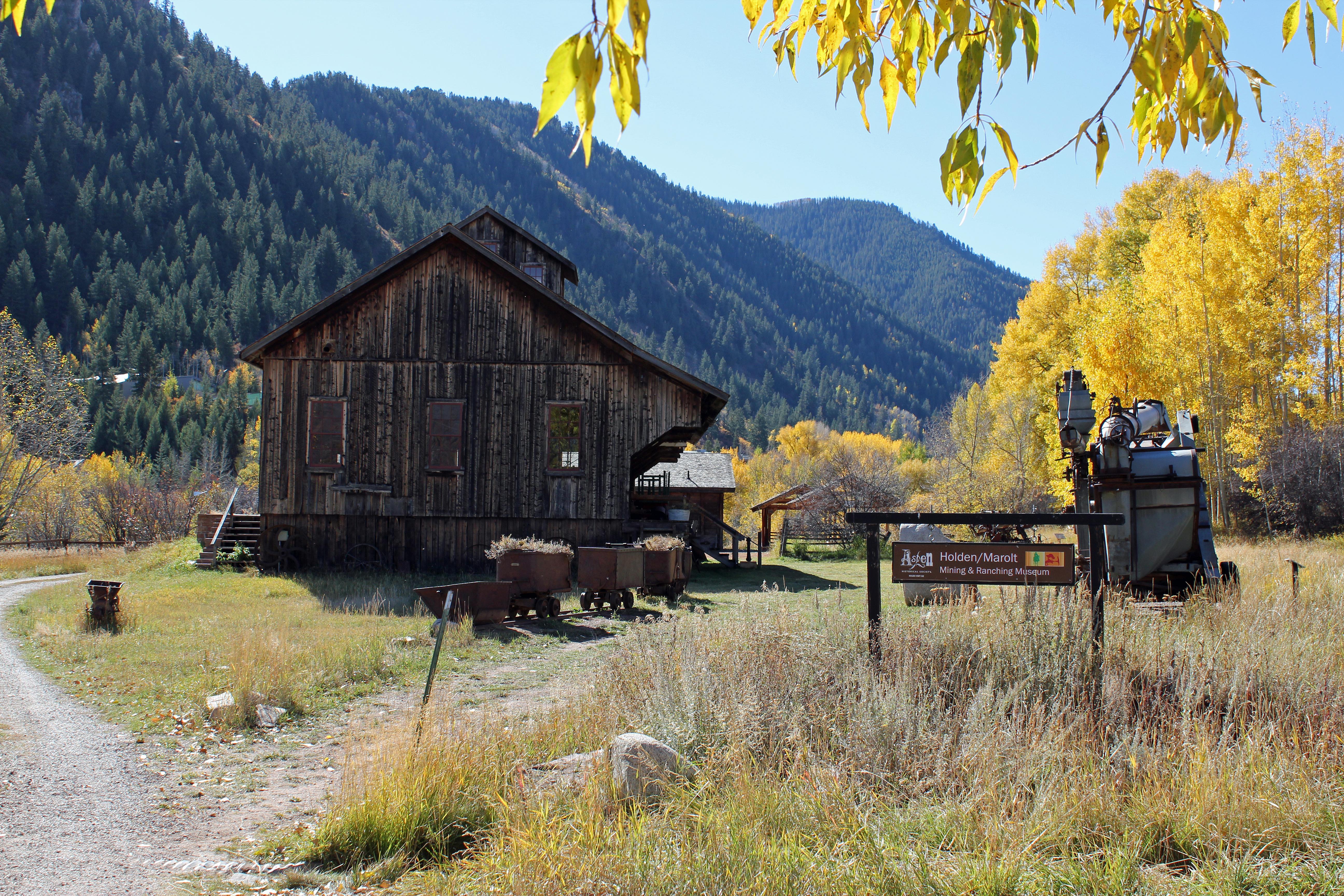 Holden Marolt Mining & Ranching Museum