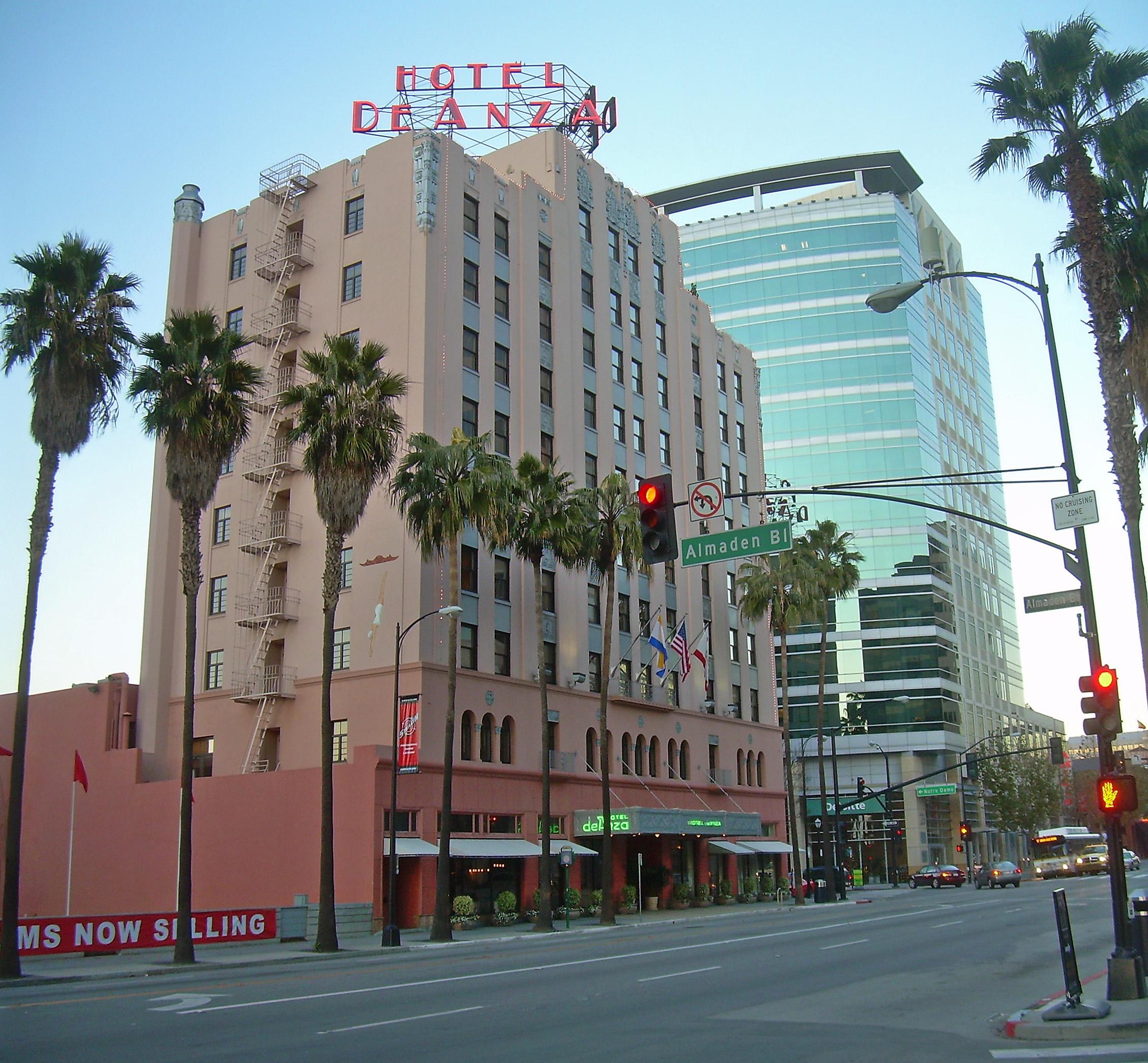 File:Hotel De Anza San Jose Palms.jpg