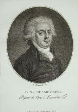 Jean Nicolas Démeunier