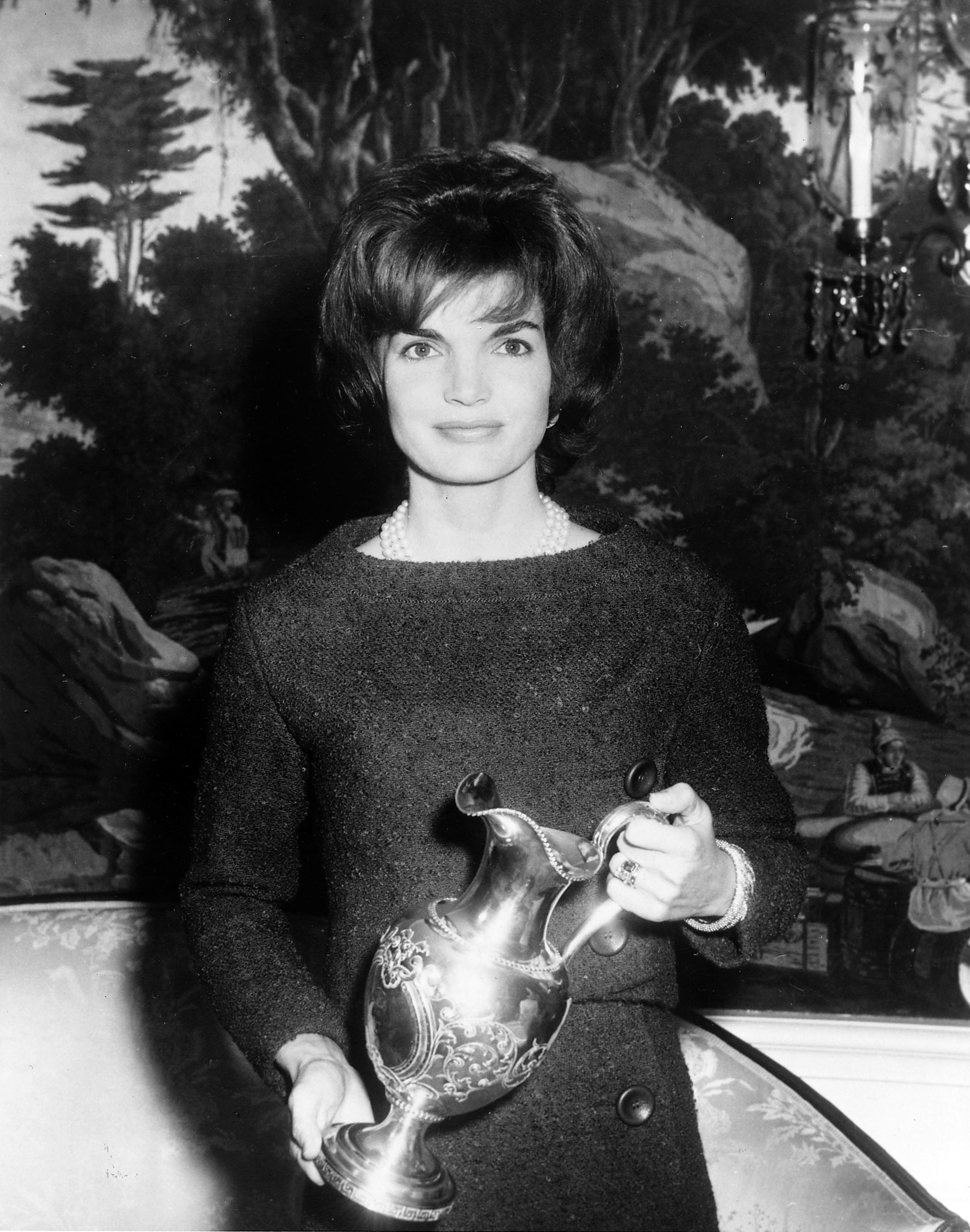 Jackie Onassis White House Tour